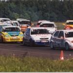 Citroen Saxo Cup 2000 Siegerland 6.Platz Training Felix Gropengießer