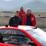 Test Rijeka Vater/Sohn 2003 Felix/Friedrich Gropengießer